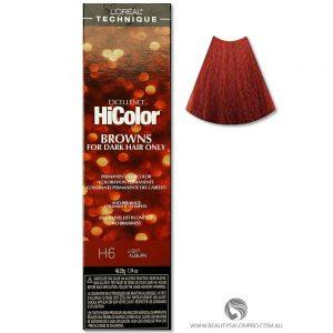 L'Oreal HiColor H6
