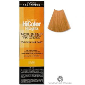 L'Oreal HiColor Golden Blonde