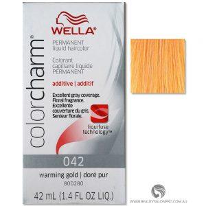 Wella Color Charm 042
