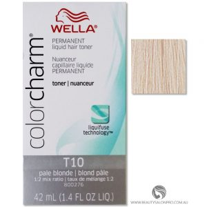 Wella Color Charm T10
