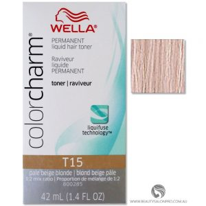 Wella Color Charm T15
