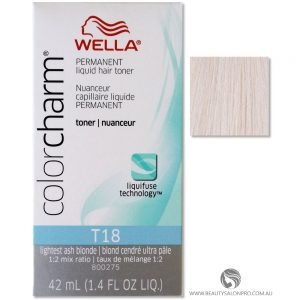 Wella Color Charm T18