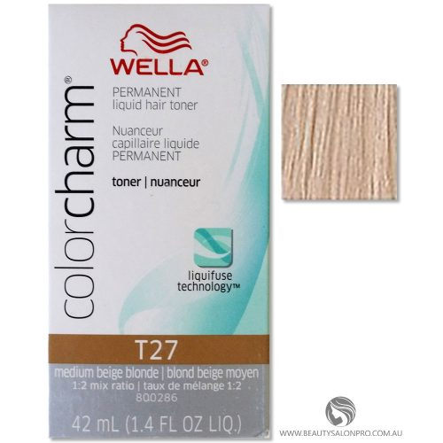 Wella Color Charm T27