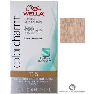 Wella Color Charm T35