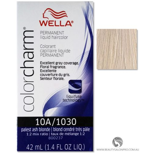Wella Color Charm 10A
