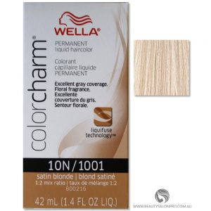 Wella Color Charm 10N