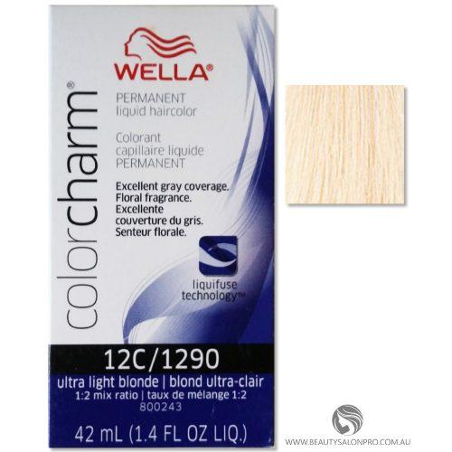 Wella Color Charm 12C