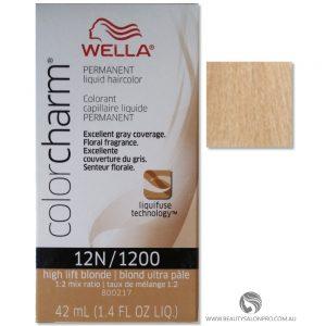 Wella Color Charm 12N