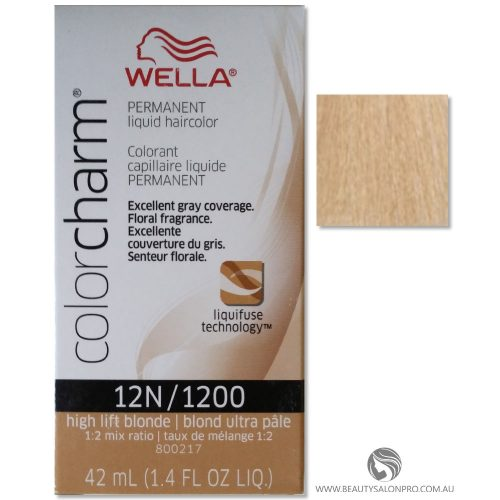 Wella Color Charm 12N