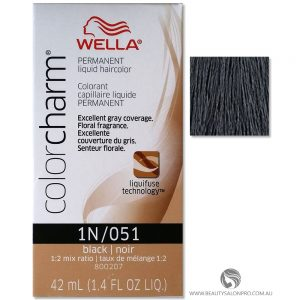 Wella Color Charm 1N