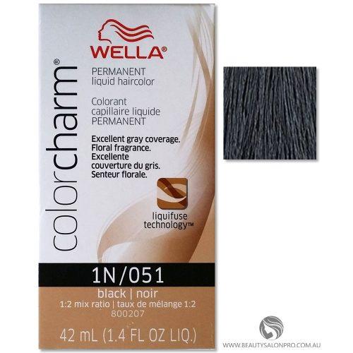 Wella Color Charm 1N