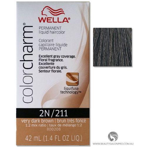 Wella Color Charm 2N