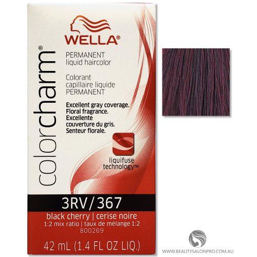 Wella Color Charm 3RV