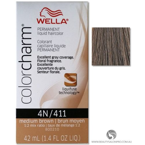 Wella Color Charm 4N