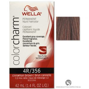 Wella Color Charm 4R