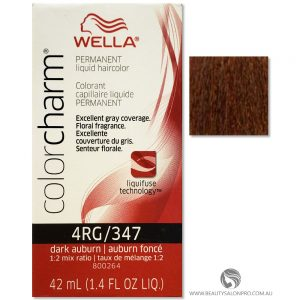Wella Color Charm 4RG