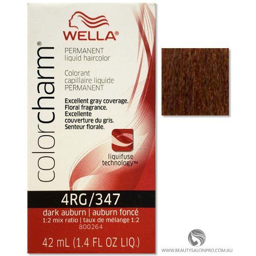 Wella Color Charm 4RG