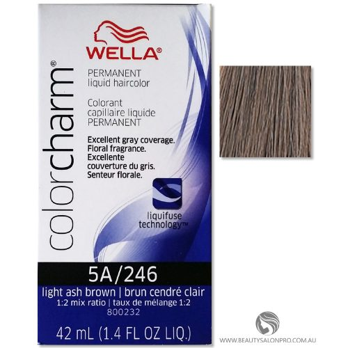Wella Color Charm 5A
