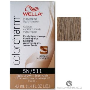Wella Color Charm 5N
