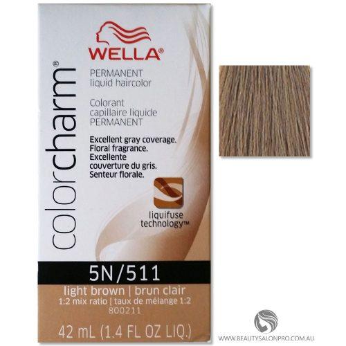 Wella Color Charm 5N