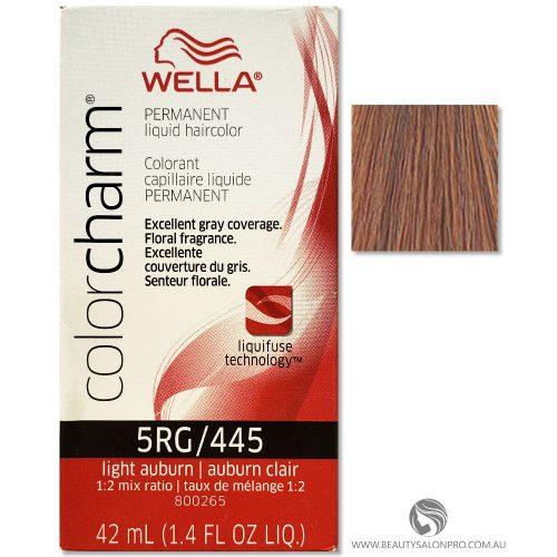 Wella Color Charm 5RG