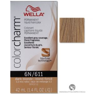 Wella Color Charm 6N