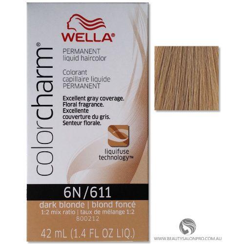 Wella Color Charm 6N