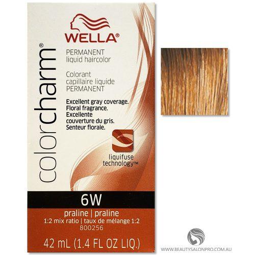 Wella Color Charm 6W