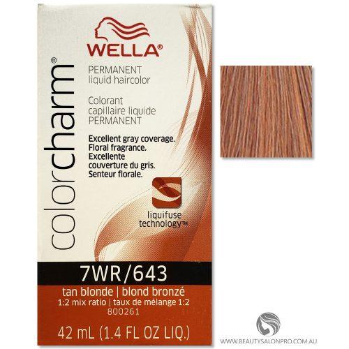 Wella Color Charm 7WR