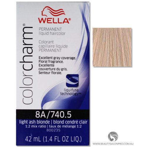 Wella Color Charm 8A