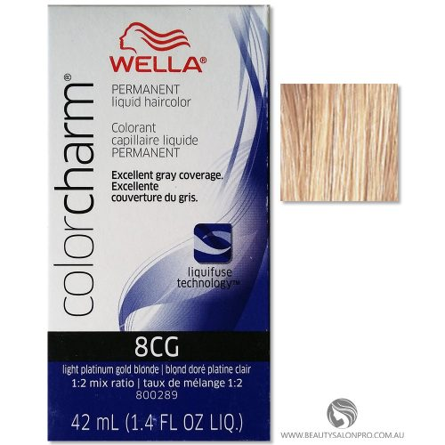 Wella Color Charm 8CG