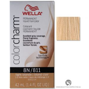 Wella Color Charm 8N
