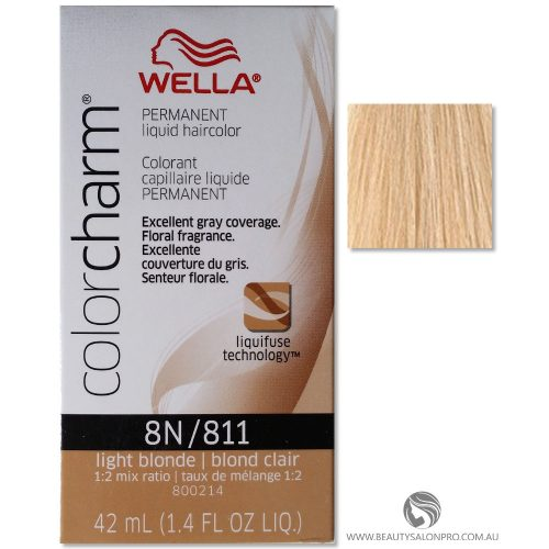 Wella Color Charm 8N