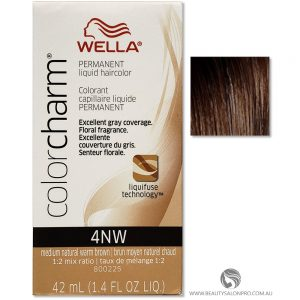 Wella Color Charm 4NW