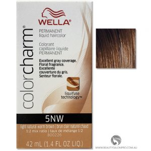 Wella Color Charm 5NW
