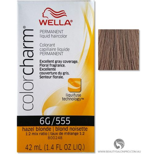 Wella Color Charm 6G
