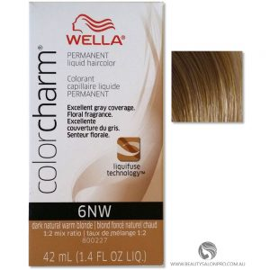Wella Color Charm 6NW
