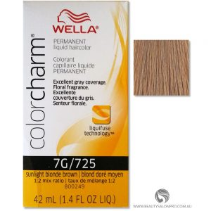 Wella Color Charm 7G