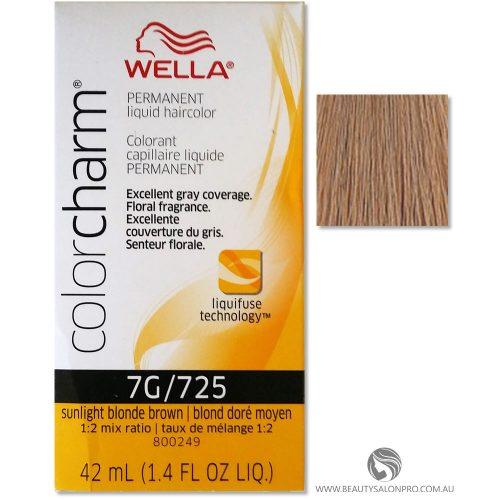Wella Color Charm 7G