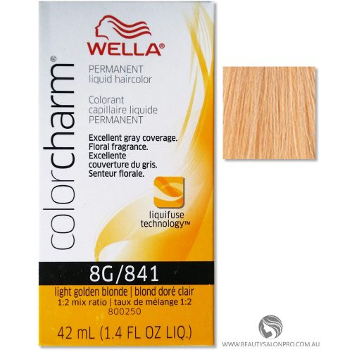 Wella Color Charm 8G