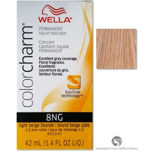 Wella Color Charm 8NG