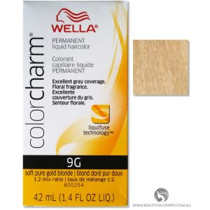 Wella Color Charm 9G