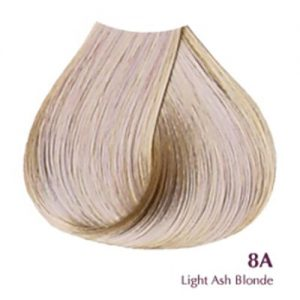 Satin Color 8A Light Ash Blonde