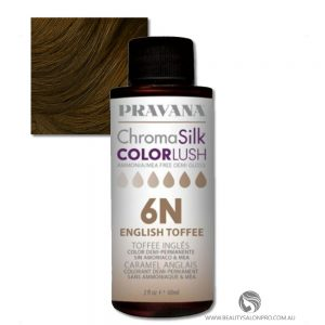 Pravana Colorlush 6N English Toffee