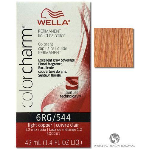 Wella Color Charm 6RG
